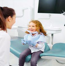دندانپزشکی کودکان در مطب دکتر فاطمه تیموری