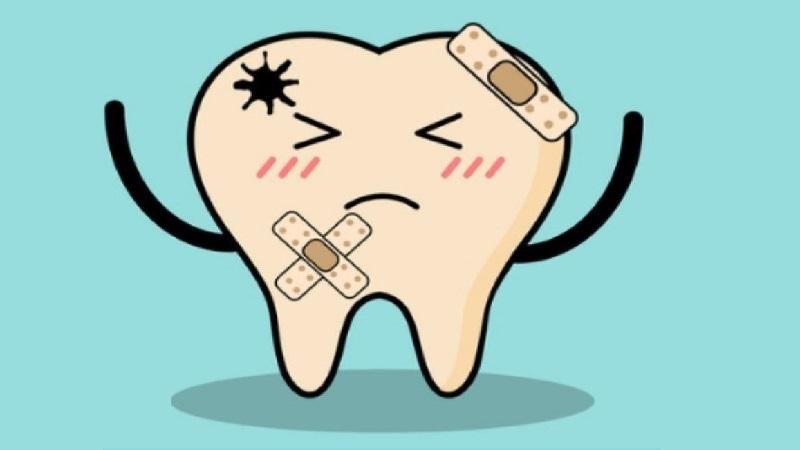 پوسیدگی دندان و مینای دندان